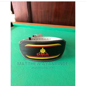 Weight Lifting Belt   Sports Equipment for sale in Lagos State, Yaba