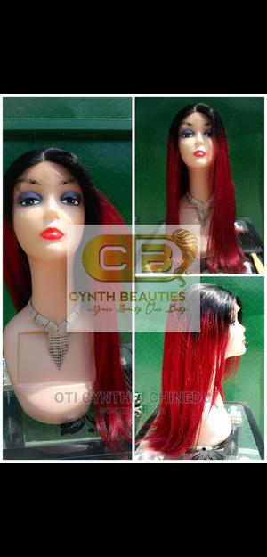 Red and Black Hair Blend | Hair Beauty for sale in Lagos State, Ojo