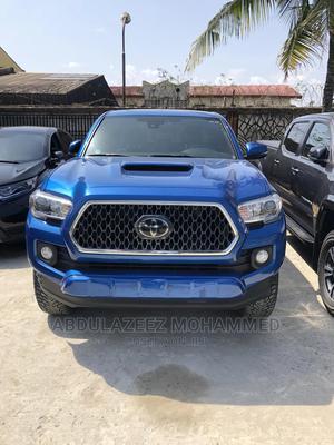 Toyota Tacoma 2018 Blue | Cars for sale in Lagos State, Amuwo-Odofin