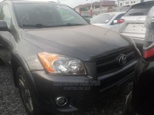 Toyota RAV4 2010 2.5 Sport 4x4 Gray | Cars for sale in Lagos State, Ojodu