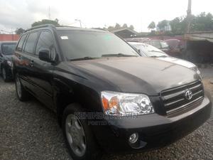 Toyota Highlander 2005 Limited V6 Black | Cars for sale in Lagos State, Ojodu
