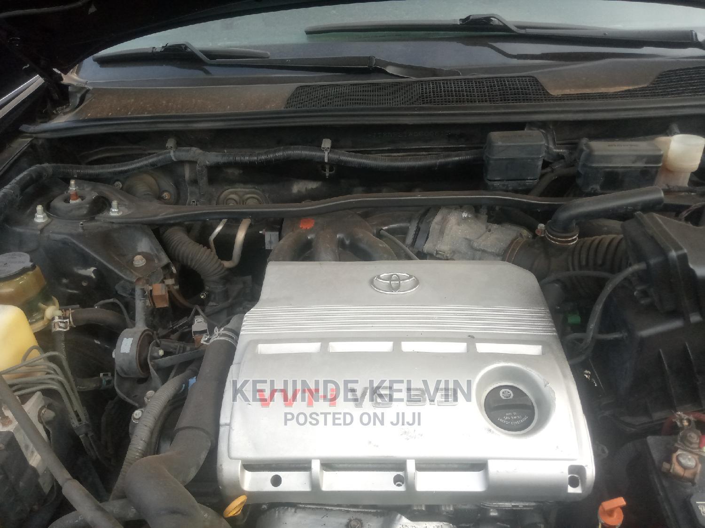 Toyota Highlander 2005 Limited V6 Black | Cars for sale in Ojodu, Lagos State, Nigeria