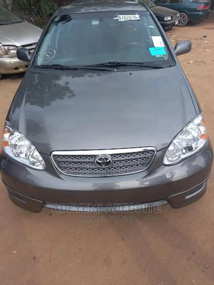 Toyota Corolla 2007 S Gray | Cars for sale in Lagos State, Alimosho