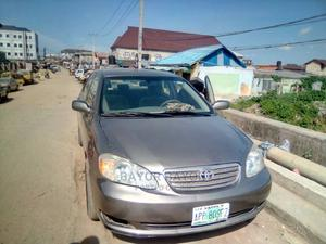 Toyota Corolla 2004 LE Gray | Cars for sale in Lagos State, Yaba
