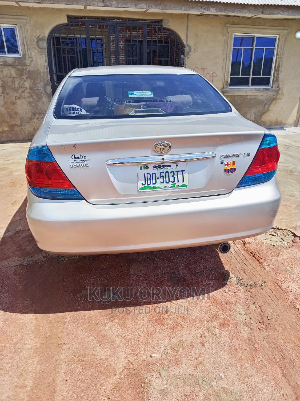 Toyota Camry 2005 Silver   Cars for sale in Ijebu Ode, Ogun State, Nigeria