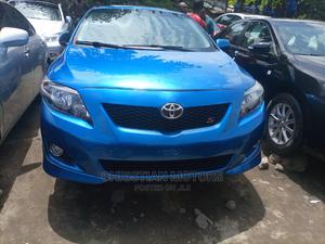 Toyota Corolla 2011 Blue | Cars for sale in Lagos State, Apapa