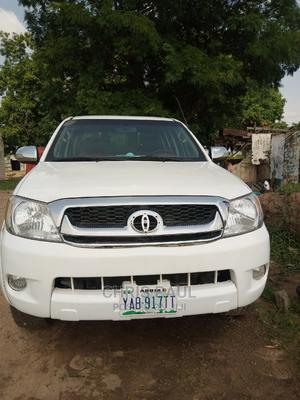 Toyota Hilux 2008 White   Cars for sale in Abuja (FCT) State, Gwarinpa