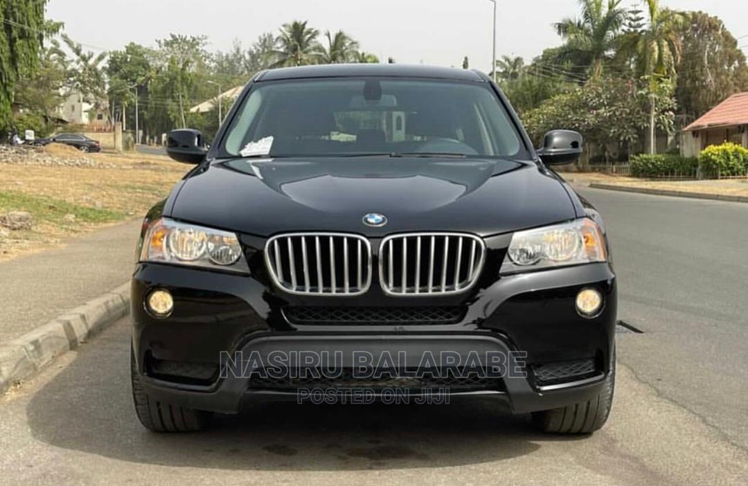 BMW X3 2011 xDrive28i Black   Cars for sale in Kaduna / Kaduna State, Kaduna State, Nigeria