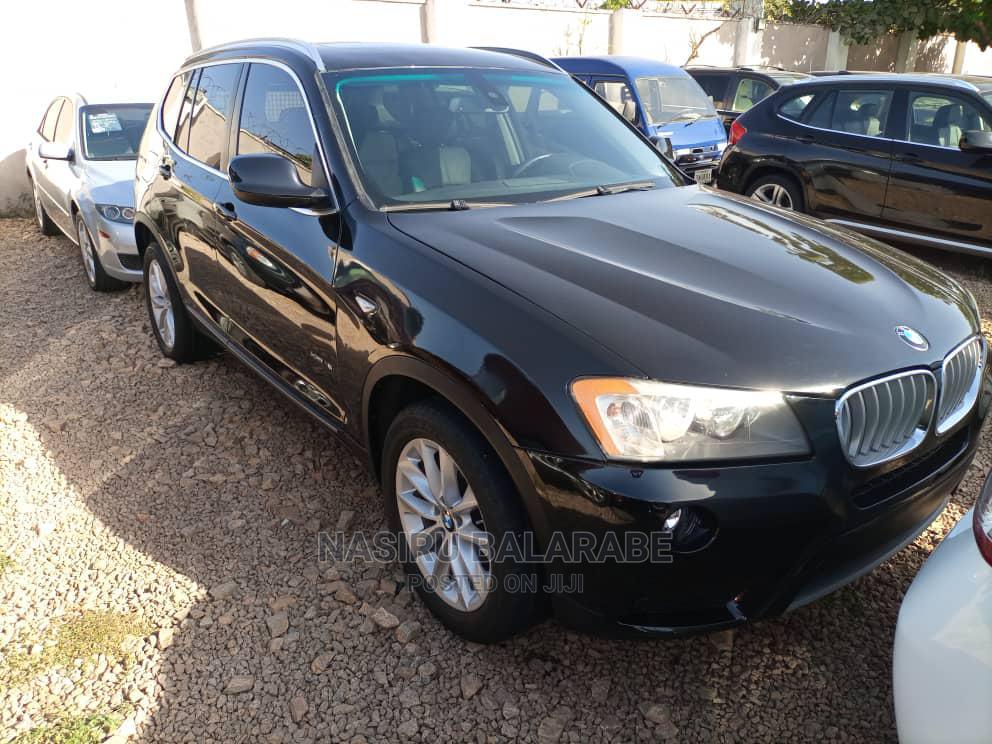 BMW X3 2011 xDrive35i Black