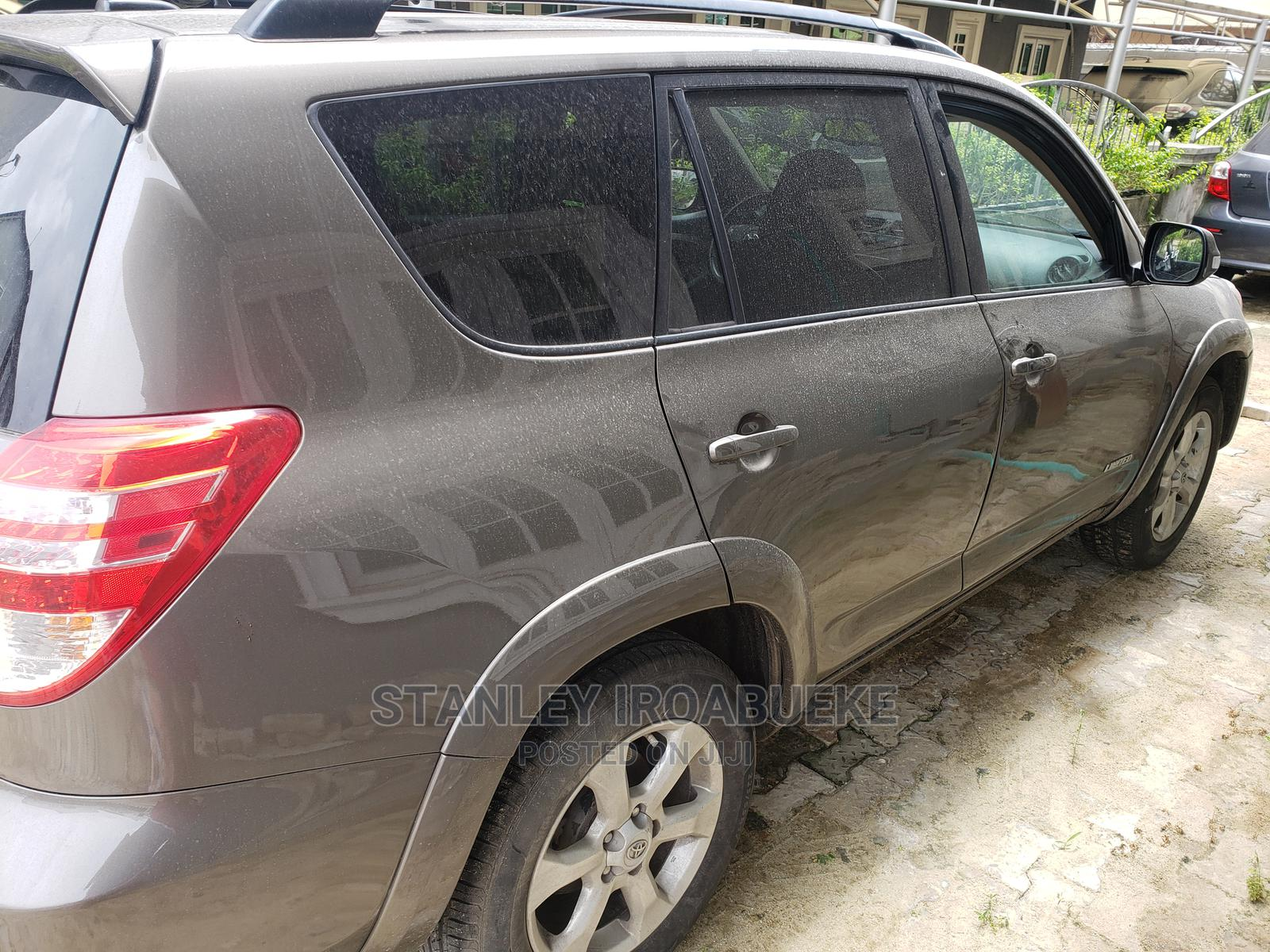 Toyota RAV4 2010 2.5 Limited 4x4 Gray   Cars for sale in Lekki, Lagos State, Nigeria