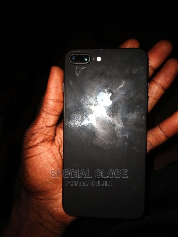Apple iPhone 8 Plus 64 GB Black | Mobile Phones for sale in Ikpoba-Okha, Edo State, Nigeria