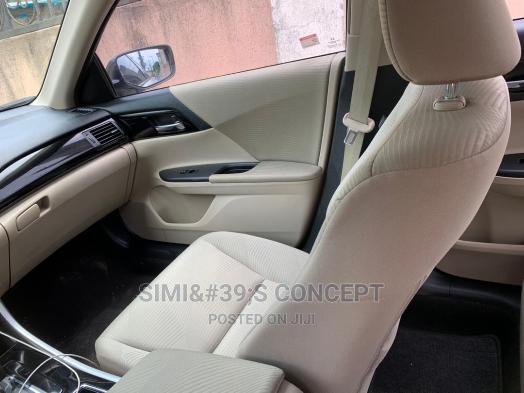 Honda Accord 2016 White | Cars for sale in Lagos Island (Eko), Lagos State, Nigeria