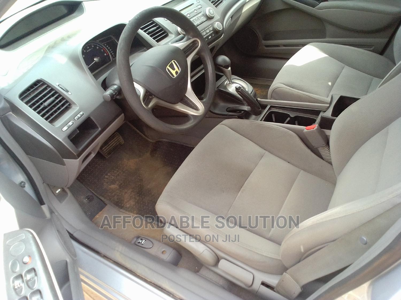 Archive: Honda Civic 2009 Silver