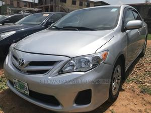 Toyota Corolla 2011 Silver | Cars for sale in Ondo State, Akure