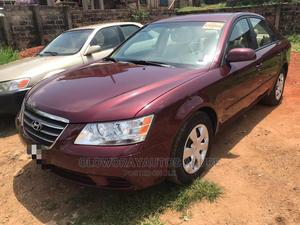 Hyundai Sonata 2008 2.4 Limited Red | Cars for sale in Ondo State, Akure