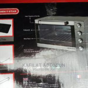 Crown Star 40L Electric Toaster Oven | Kitchen Appliances for sale in Lagos State, Lagos Island (Eko)