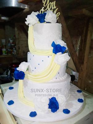 Wedding Cake   Party, Catering & Event Services for sale in Abuja (FCT) State, Mpape