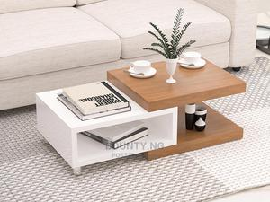 Center Table With Storage Shelf | Furniture for sale in Lagos State, Amuwo-Odofin
