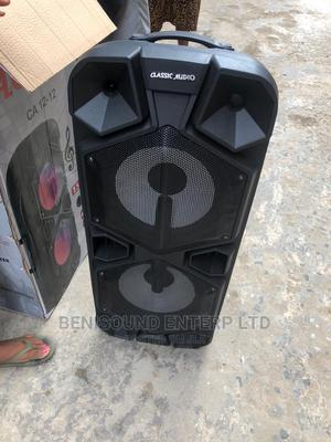 Classic Double PA System   Audio & Music Equipment for sale in Lagos State, Ojo