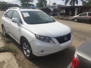 Lexus RX 2011 White | Cars for sale in Lagos State, Amuwo-Odofin
