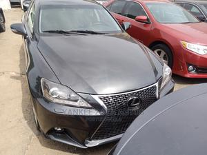 Lexus IS 2011 250 AWD Automatic Black | Cars for sale in Lagos State, Ikeja