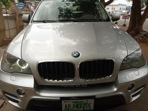 BMW X5 2012 Silver | Cars for sale in Abuja (FCT) State, Gaduwa