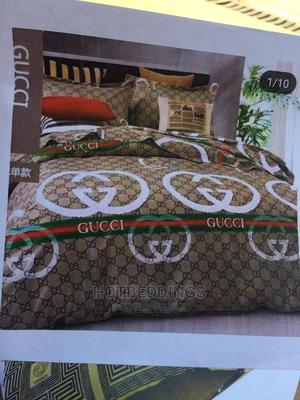 Designer Duvet, Bedspread and 4 Pillowcases   Home Accessories for sale in Lagos State, Ikeja