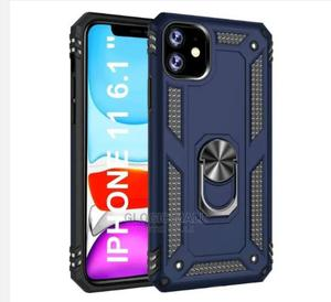 Rugged Protective Back Case for iPhone 11 -Blue | Accessories for Mobile Phones & Tablets for sale in Lagos State, Ikeja