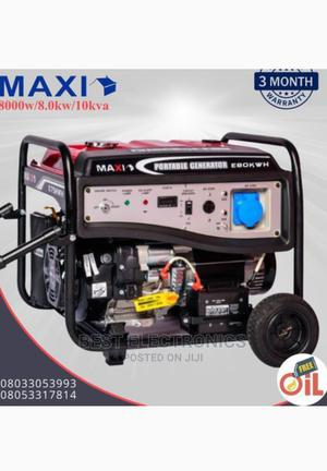 Maxi 10KVA Elegant Remote Starter Generator | Electrical Equipment for sale in Abuja (FCT) State, Asokoro
