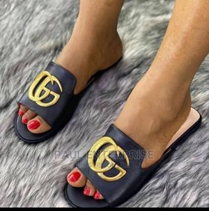 Beautiful High Quality Ladies Designers Turkey Slippers | Shoes for sale in Abuja (FCT) State, Kubwa