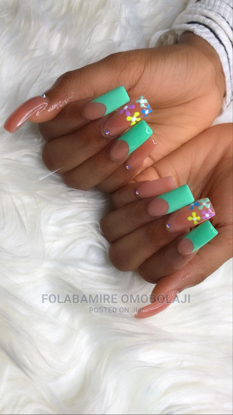 Makeup, Gele and Nails   Health & Beauty Services for sale in Yaba, Lagos State, Nigeria