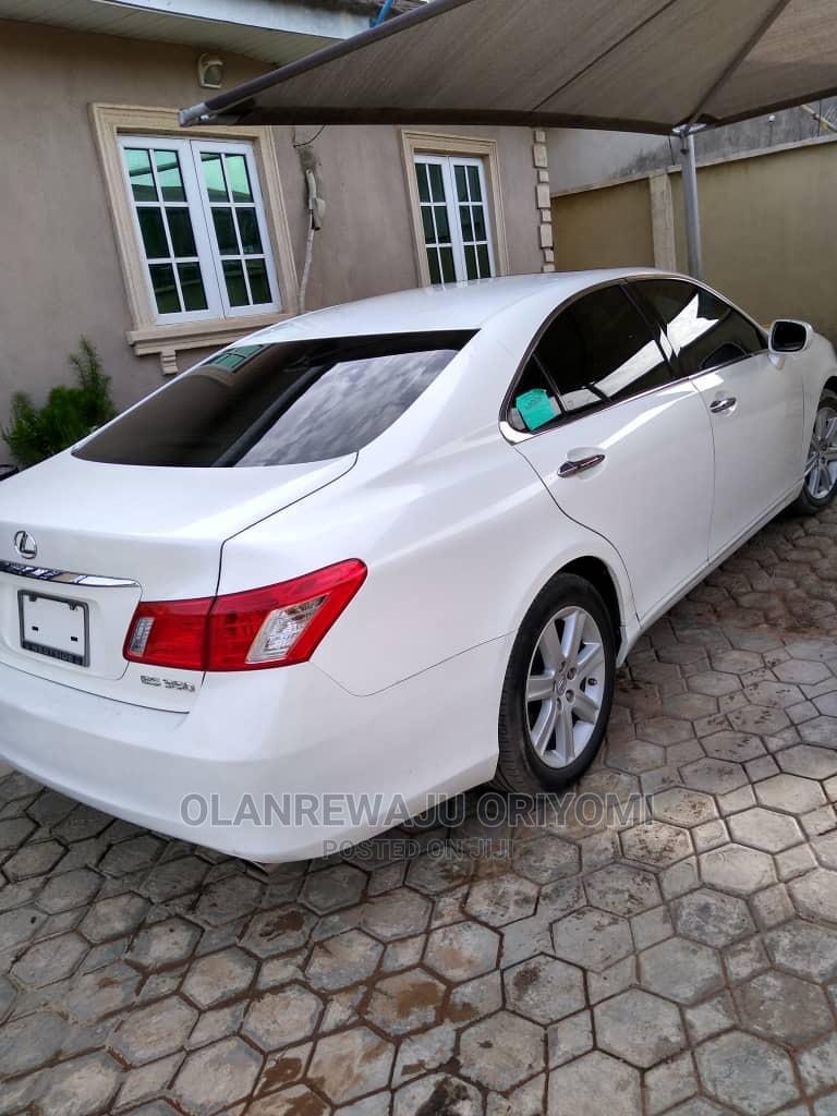 Lexus ES 2007 White | Cars for sale in Ikorodu, Lagos State, Nigeria