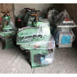 Hydraulic Nylon Punching Machine   Manufacturing Equipment for sale in Lagos State, Ojo