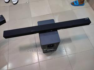 Samsung Wireless Soundbar + Booming Wireless Subwoofer R450 | Audio & Music Equipment for sale in Lagos State, Ojo