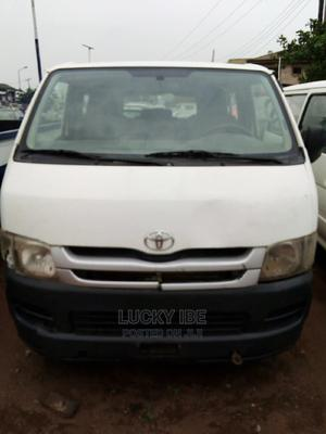 Used Toyota Hiace 2009 White | Buses & Microbuses for sale in Edo State, Benin City