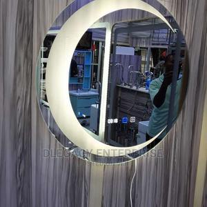 Round LED Mirror | Home Accessories for sale in Lagos State, Amuwo-Odofin