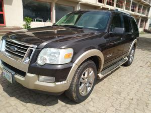 Ford Explorer 2006 Brown | Cars for sale in Abuja (FCT) State, Central Business Dis