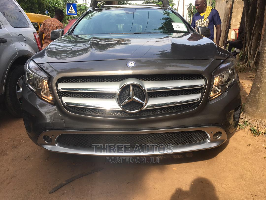 Mercedes-Benz GL Class 2015 Gray