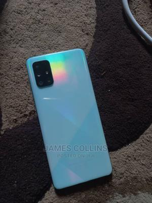 Samsung Galaxy A71 128 GB Blue | Mobile Phones for sale in Lagos State, Alimosho