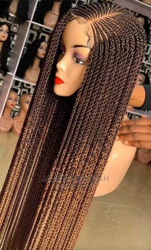 Long Braided Wig for Social Ladies | Hair Beauty for sale in Cross River State, Calabar