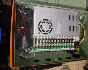 18ways CCTV Power Supply Box | Security & Surveillance for sale in Lagos State, Ikeja