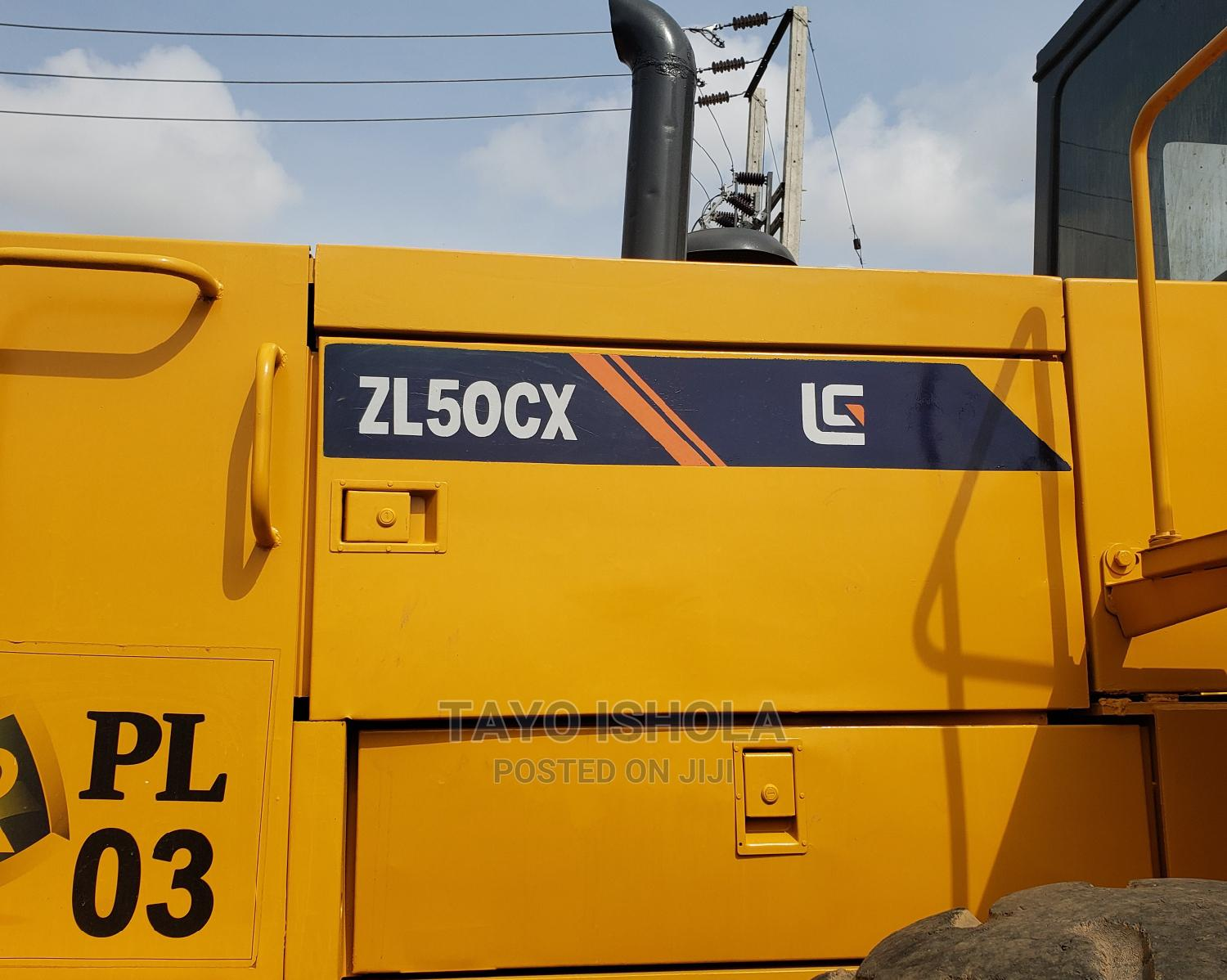 Liugong Loader Used | Heavy Equipment for sale in Gwarinpa, Abuja (FCT) State, Nigeria