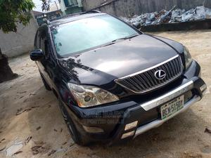 Lexus RX 2006 330 AWD Black | Cars for sale in Rivers State, Port-Harcourt