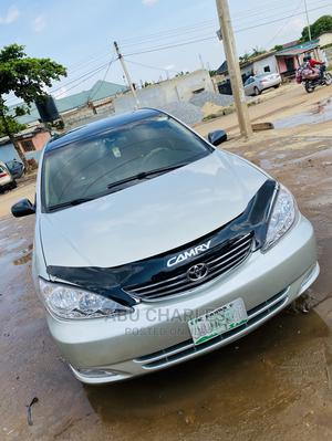 Toyota Camry 2004 Silver | Cars for sale in Abuja (FCT) State, Karu