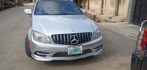 Mercedes-Benz C300 2008 Silver | Cars for sale in Lagos State, Ikeja
