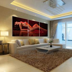 Canvas Pictures Home Decor Bedroom Wall Art | Arts & Crafts for sale in Lagos State, Victoria Island