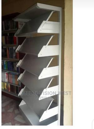Metal Journal Shelf | Furniture for sale in Lagos State, Amuwo-Odofin