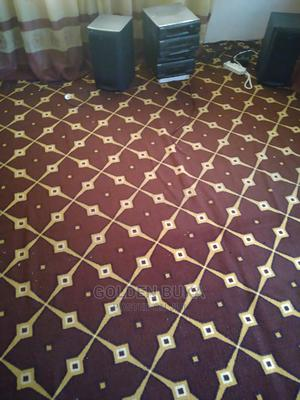 Brown Patterned Rugs   Home Accessories for sale in Edo State, Benin City