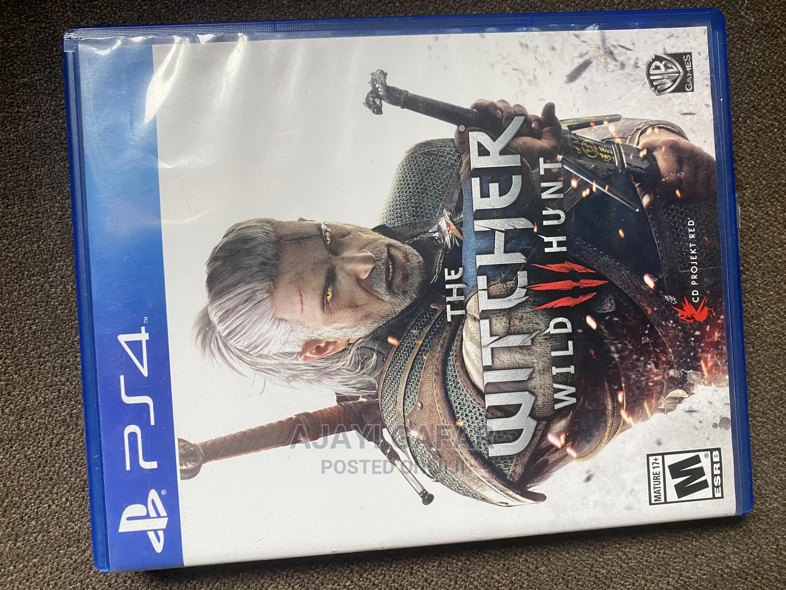 Archive: The Witcher