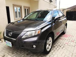 Lexus RX 2010 350 Beige | Cars for sale in Lagos State, Ajah